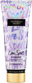 Victoria's Secret Love Spell Shimmer Fragrance Lotion New Limited Edition
