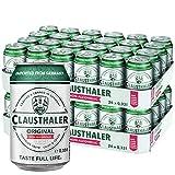 ドイツ産 ノンアルコールビール クラウスターラー 330ml×48本 ノンアル ビールテイスト ケース販売 ビアテイスト 長S