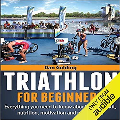 Triathlon for Beginners cover art
