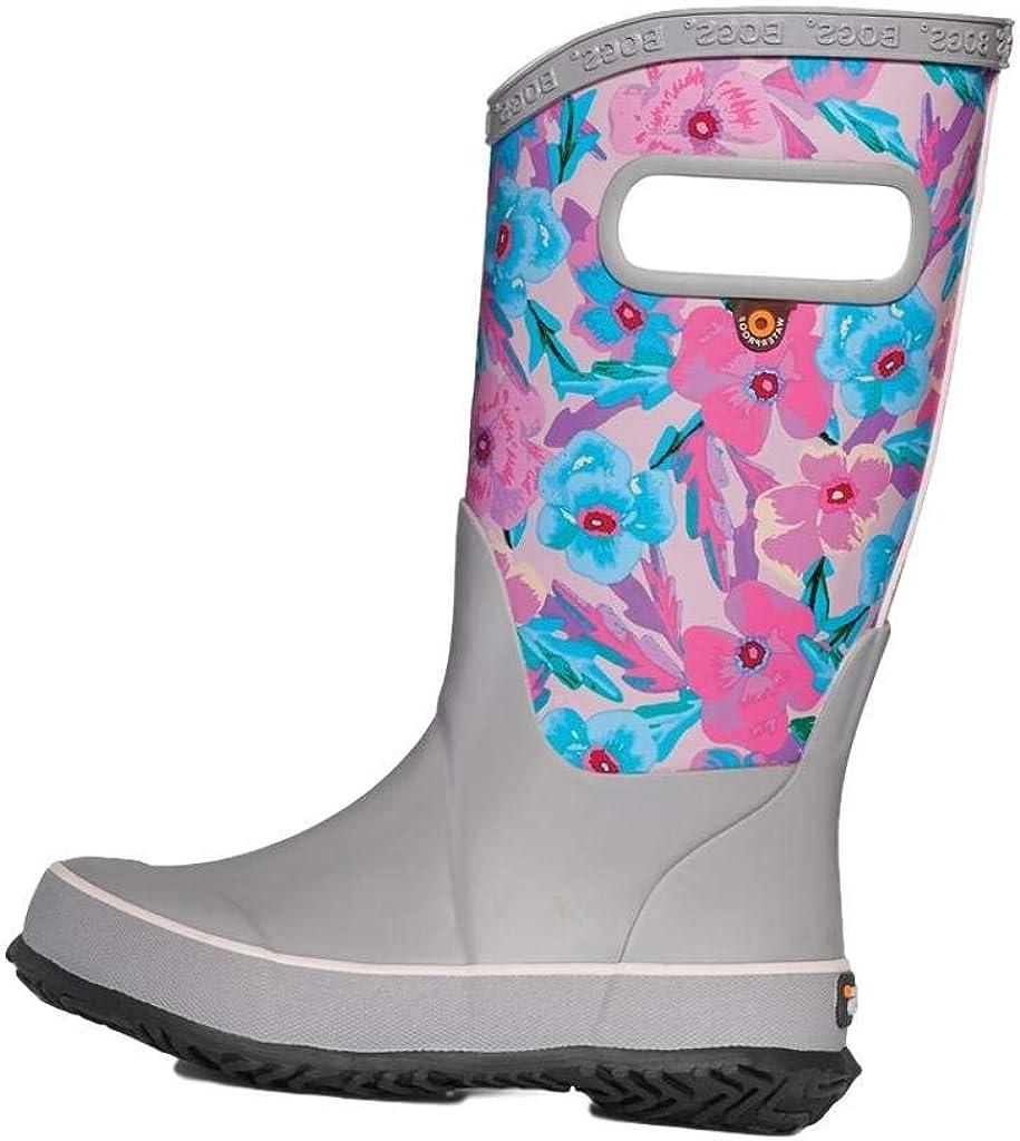 BOGS Unisex-Child ! Super beauty product restock quality top! Rainboot Rain Boot Jacksonville Mall Waterproof