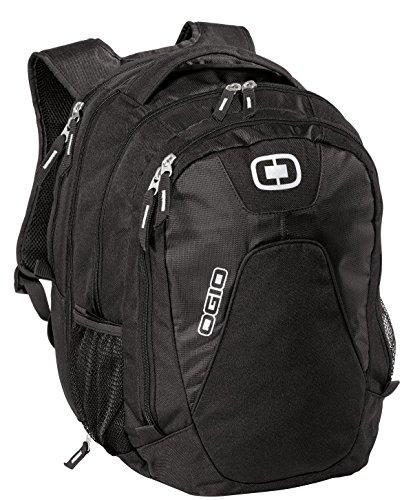 "OGIO Juggernaut Pack 17"" Computer Laptop Checkpoint Friendly Backpack, Black"
