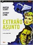 Cine Negro RKO: Extraño Asunto - Edición Especial Con Funda (+ Libreto Exclusivo De 24 Páginas) [DVD]