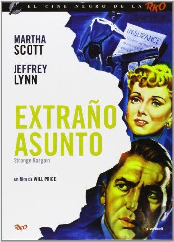 Cine Negro RKO: Extraño Asunto - Edición Especial Con