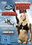 Die Creature Horror Box - Boxset mit 3 Creature-Horrorfilmen: Megashark VS Crocosaurus, Dinocroc VS Supergator, Shark Week (3 DVDs)