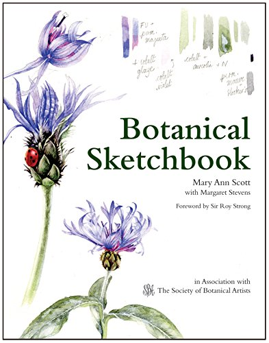 Botanical Sketchbook: Drawing, painting and illustration for botanical artists (English Edition)