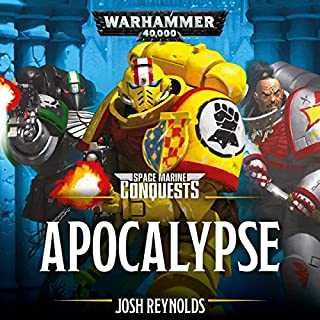 Space Marine Conquests: Apocalypse audiobook cover art