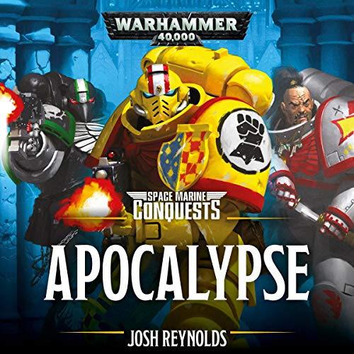 Space Marine Conquests: Apocalypse cover art