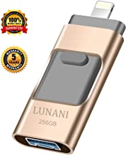 USB Flash Drive for iPhone_ LUNANI iPhone Flash Drive...