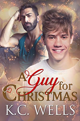 A Guy for Christmas by [K.C. Wells, Meredith Russell, Sue Laybourn, Charles Moriarty]