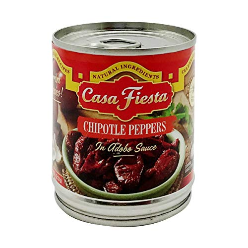 Casa Fiesta Peppers Chipotle Can, 7.5 oz
