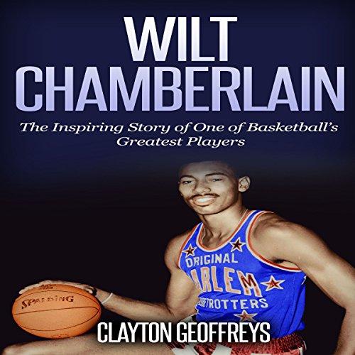 Wilt Chamberlain audiobook cover art