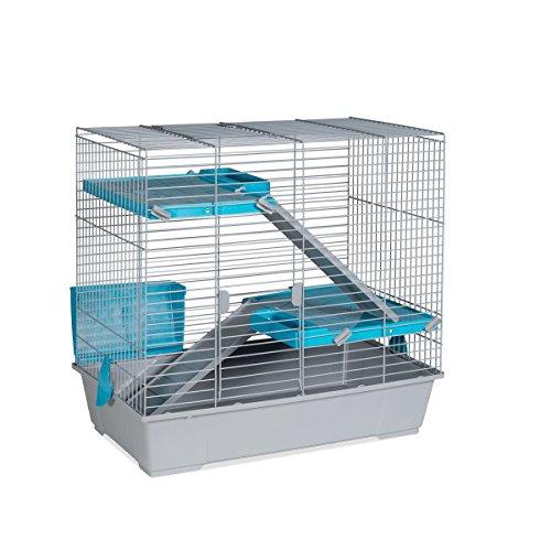 VOLTREGA 001974G Jaula para Conejos