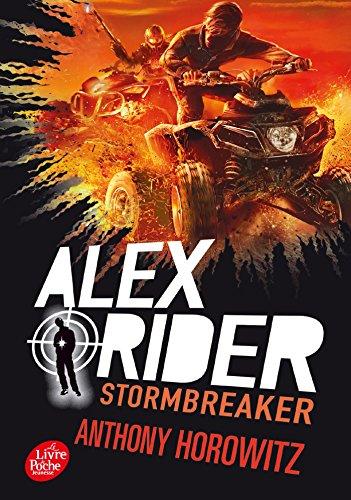 Alex Rider - Tome 1 - Stormbreaker (Coll.Réf.) - Version sans jaquette (Livre de Poche Jeunesse)