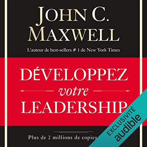 Couverture de Développez votre leadership