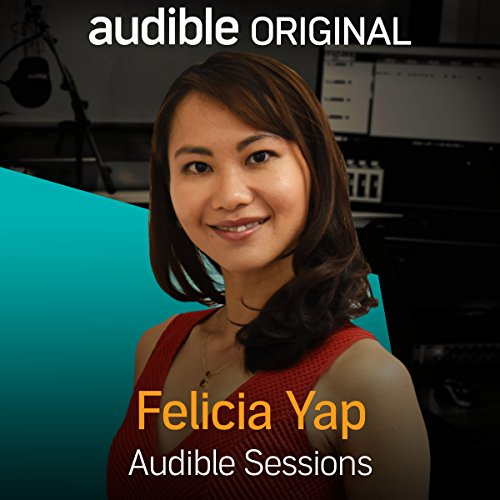 Felicia Yap audiobook cover art