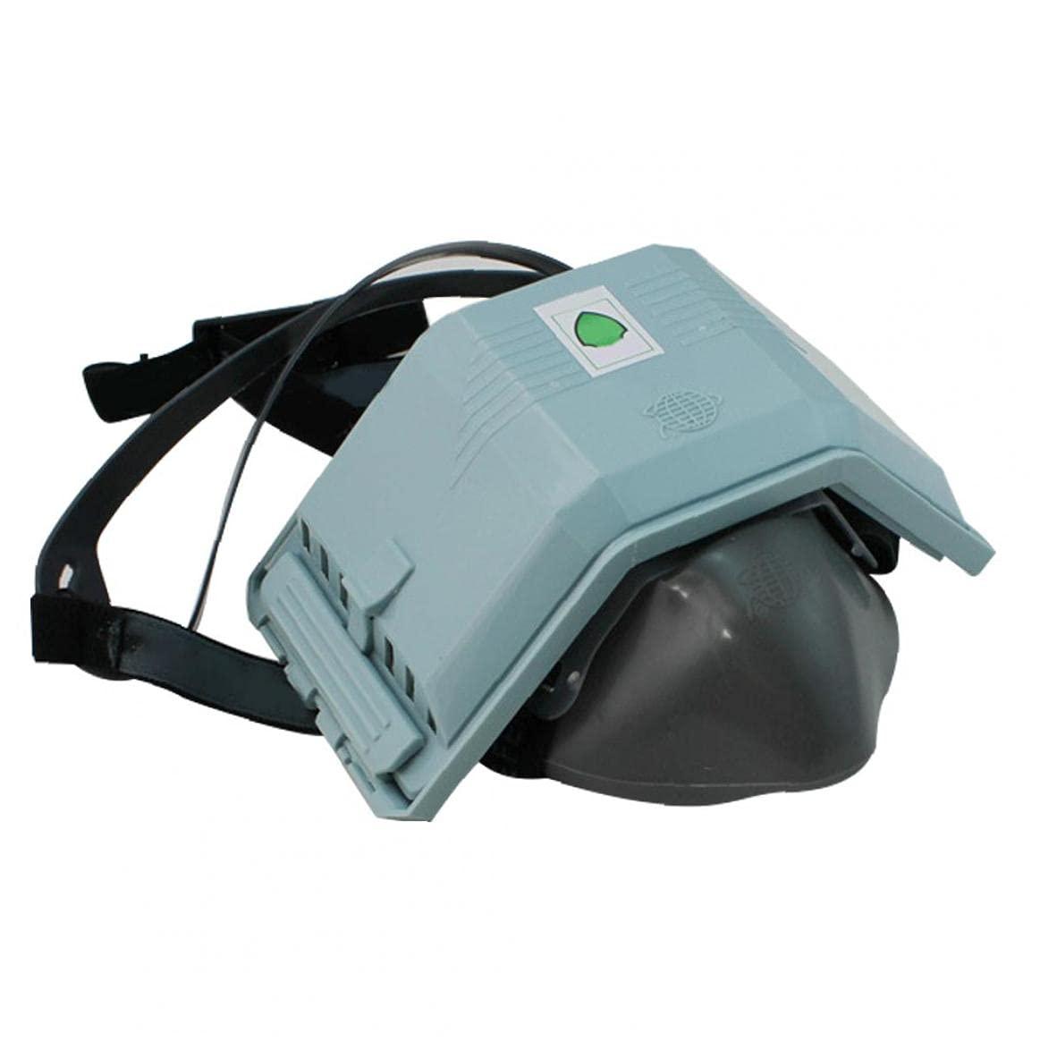 Cubierta de cara anti-partícula de silicona, polvo reutilizable media cara de cara, utilizada para pintura, pulido de máquinas, soldadura y otra protección del trabajo