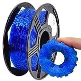 YOYI 3D Printer Filament,85A TPU Filament 1.75mm,Flexible Filament, 0.8KG Spool,Dimensional Accuracy...
