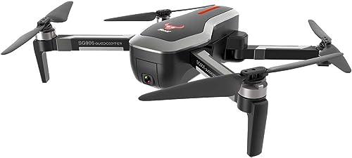 HuaMore Drohne Quadcopter + Tasche SG906 GPS 5G WiFi FPV 4K Kamera Brushless Selfie Faltbare Drohne Quadcopter + Tasche