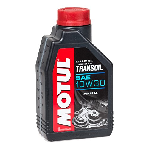 Motul - Aceite transoil 10W30 para caja de cambios de 2 tiempos, 1 L