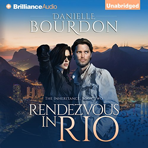 Rendezvous in Rio audiobook cover art
