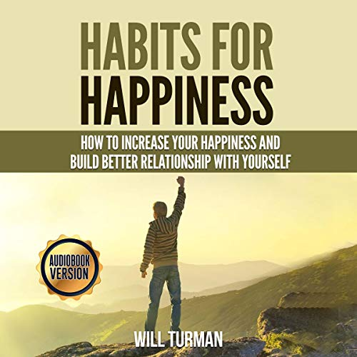Habits for Happiness audiobook cover art