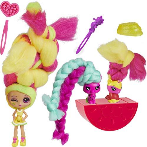 Candylocks Lemon Lou Haarspeelpop met 2 dieren