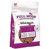 Full Moon Chicken Nuggets Healthy All Natural Dog Treats   Human Grade   Made in USA 12 oz