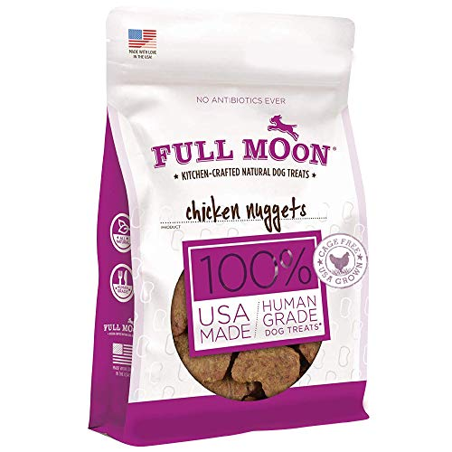 Full Moon Chicken Nuggets Healthy All Natural Dog...