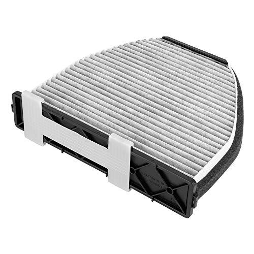 KIMISS Luftfilter, Aktivkohlefilter Zubehör Innenraumfilter Passend für W204 2007-2014 A2128300218