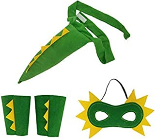Best green tail costume Reviews