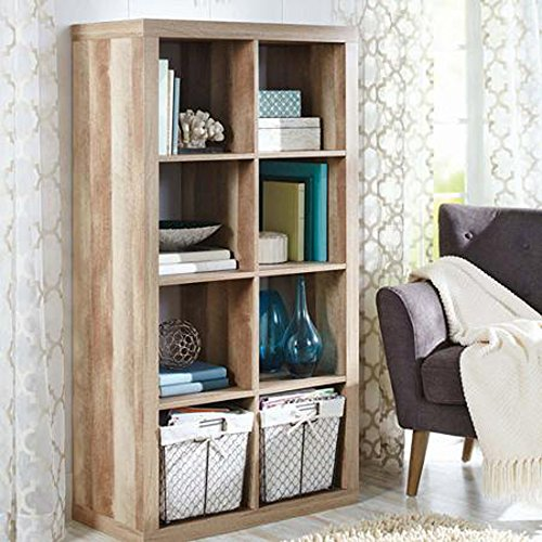 Modern Better Homes and Gardens 8-Cube Organizer, by Better Homes and Gardens (Beige) (Beige)