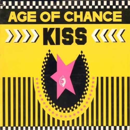 Kiss (Crush Collision Mix, 6 cut multitrack; 1986, UK) / Vinyl Maxi Single [Vinyl 12'']
