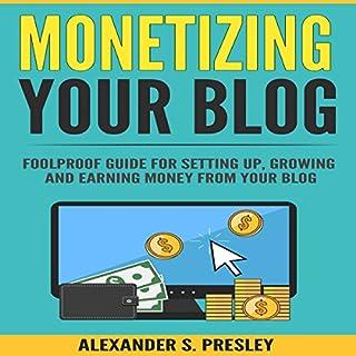 Monetizing Your Blog cover art