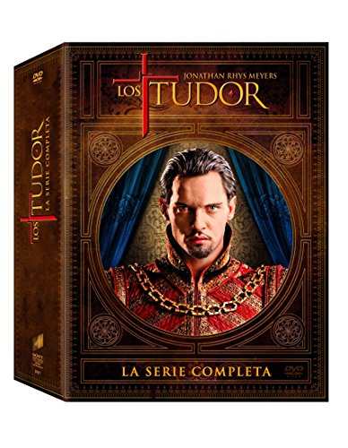Los Tudor - Temporadas 1-4 [DVD]