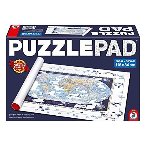 Schmidt Spiele 57988 Puzzle Pad Für Puzzles bis 3000 Teile