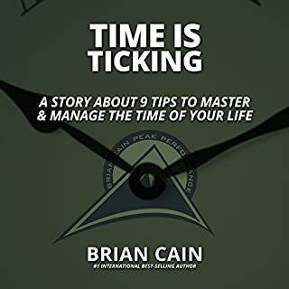Pillar #3: Time Is Ticking audiobook cover art