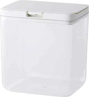マーナ(MARNA) 保存容器 ワイドトール ホワイト GOOD LOCK CONTAINER グッドロックコンテナ K761