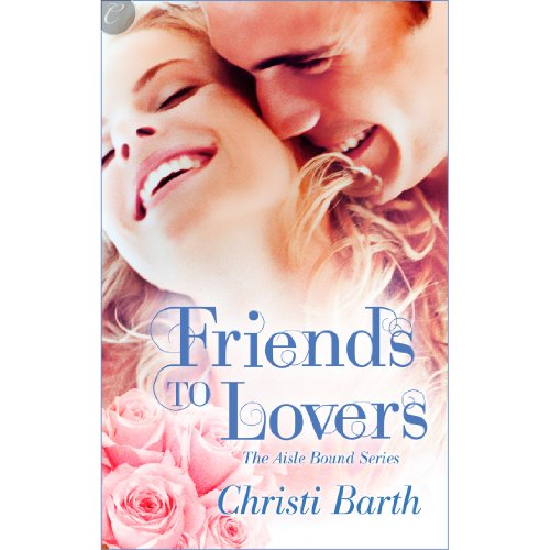 Friends to Lovers audiobook cover art