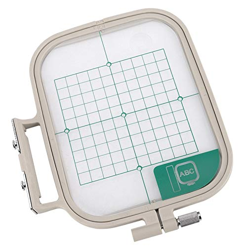 Langlebig Praktisch Zeitsparend Stickrahmen Rahmen Multifunktionales Nähzubehör Nähmaschine Rahmenrahmen Nähen Kunsthandwerk(Medium)