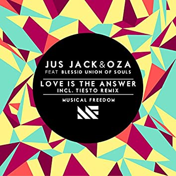 Love Is The Answer (feat. Blessid Union Of Souls)