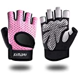 SIMARI Workout Gloves for Women Men, Weight Lifting Gloves, Gym Gloves, Breathable Non-Slip Palm...