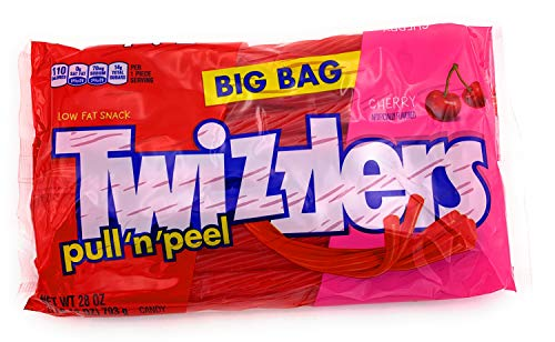 Twizzlers Cherry Pull