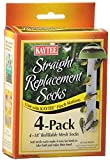 Kaytee 100501084, 1 Pack, Straight Finch Station Replacement Socks