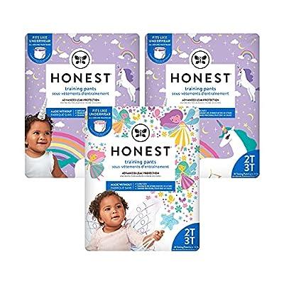 The Honest Company Training Pants   Club Box   Unicorns & Fairies, 2t3t, 78ct, 78 Count from AmazonUs/HP9WW