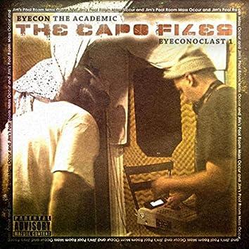 The Capo Files: Eyeconoclast 1