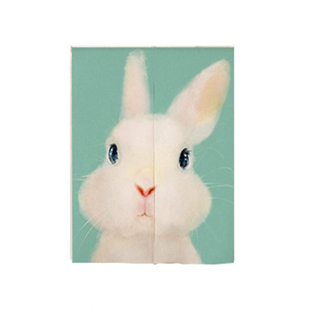 ネックレススラッシュポットSaikogoods かわいいかわいい漫画の動物のプリントの子供のベッドルームリビングルームコットンカーテンハーフオープンカーテンドアカーテン マルチカラーミックス