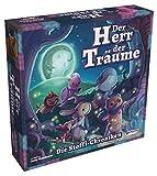 Plaid Hat Games PHGD0027 Der Herr der Träume, Abenteuerspiel, Familienspiel, Deutsch