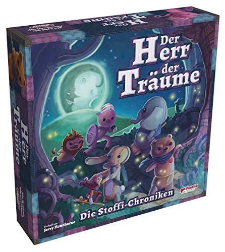 Plaid Hat Games PHGD0027 Der Herr der Träume, Mehrfarbig, bunt