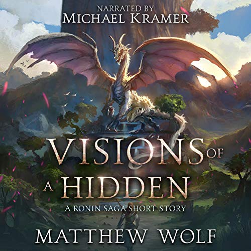 Visions of a Hidden cover art