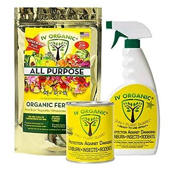 IV Organic Trio Gift Box – Yellow Label